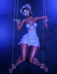 ● 1255 Doll (Mɪss Dɪᴀᴢ) Tags: deaddollz theepiphany phoenixhair catwa fameshedgo magika
