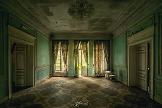 La salle verte