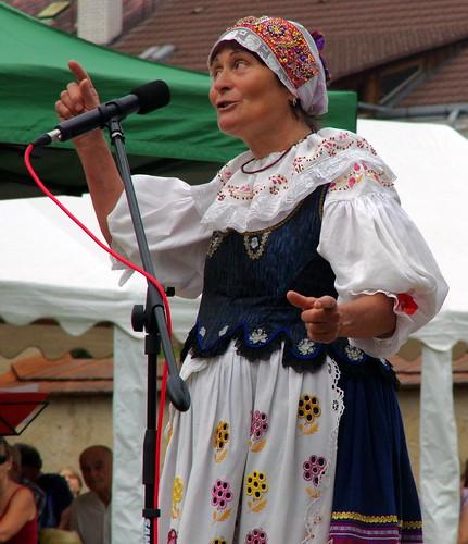 21.7.18 Jindrichuv Hradec 4 Folklore Festival in the Garden 008