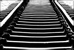 Lines in Black and White (PaulO Classic. ©) Tags: ssc canon eos450d capetown photoshop picmonkey nickcollection