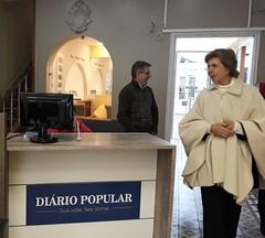 14/06/18 - Visita ao jornal Diário Popular