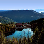 Blick auf den Mummelsee an der Schwarzwaldhochstraße thumbnail