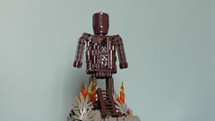 The Wicker Man (rh1985moc) Tags: lego wicker man horror film