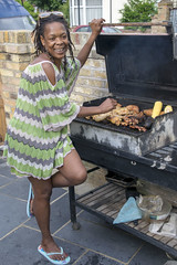DSC_3633 Pela Zimbabwean Braai aka Barbecue Bush Hill Park London Borough of Enfield Chicken Pork Ribs and Sweet Corn (photographer695) Tags: pela zimbabwean braai aka barbecue bush hill park london borough enfield chicken pork ribs sweet corn