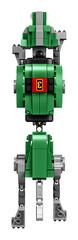 21311 Voltron Green Top