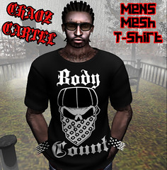 Body Count SL (XioJester3D) Tags: gothic metal black rock punk heavy ghetto