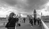 Londra (Lord Seth) Tags: d7200 london londra lordseth palaceofwestminster uk biancoenero bigben blackandwhite candid holydays nikon streetphotography vacanze