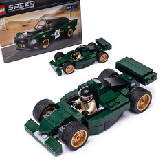 75884 Formula (KEEP_ON_BRICKING) Tags: lego moc mod set f1 formula formula1 custom design car racing speed champions speedchampions ford mustang remake alt alternate alternative 75884 2018 keeponbricking