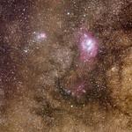 Messier Objects in Sagittarius thumbnail