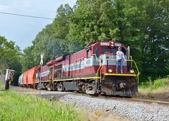 Tennessee pride (Slow Freight) Tags: humboldt 4070 b237 jackson wtnn railroad westtennessee