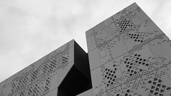 H (javitm99) Tags: architecture archi arquitectura bn bw córdoba spain