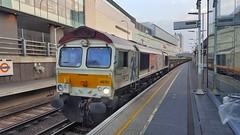 66721 Shepherds Bush 6O35 05/06/2018 (Waddo's World of Railways) Tags: 66721 66 721 gbrf class66 shepherdsbush