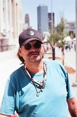 Charles (radargeek) Tags: april 2018 oklahomacity festivalofthearts artsfestival downtown film 35mm minolta x370s sunglasses portrait