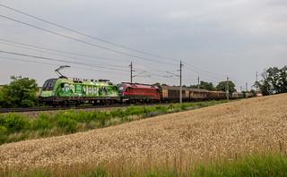 1016 020 und 1216 230 bei Pengersdorf (6.7.18)