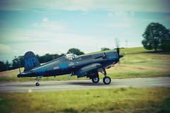 F4U-5N Corsair (Olivier Rapin) Tags: 2018 20180624 airshow avions ecuvillens fribourg meeting oldtimer romandie suisse f4u5n corsair