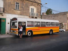 FBY763 Ex AML34H (preselected) Tags: bus coach route aec swift marshall malta london transport executive sm34