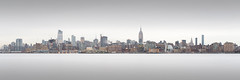 Midtown Manhattan (Vesa Pihanurmi) Tags: nyc newyorkcity manhattan midtown cityscape skyline buildings architecture skyscrapers seascape hudson river