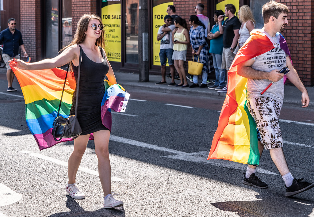 ABOUT SIXTY THOUSAND TOOK PART IN THE DUBLIN LGBTI+ PARADE TODAY[ SATURDAY 30 JUNE 2018]-141764