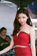 高雄城市漂移賽車 (紅色小草) Tags: nikonfa agfa400 8514 50mmf14