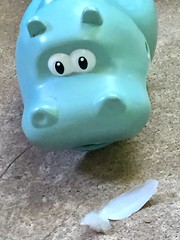 Hippo Happy Happenstance...Day 144    #Project365 #create365