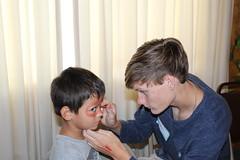 BOSH Facepainting Stephen
