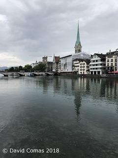 Zurich - Limmat