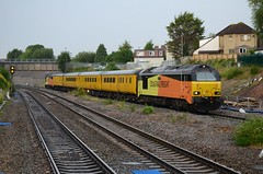 67027 tt 67023 Filton AW (Westerleigh Westie) Tags: 67027 tt 67023 filton aw