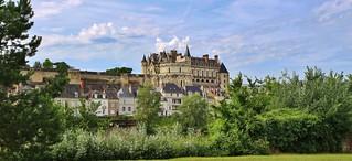Château Royal d' Amboise,  Indre-et-Loire, centre-Val de Loire