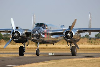 N6123C North American B-25J Mitchell