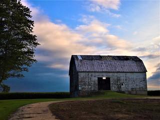 Burnside Barn, rural MI (Explore!)