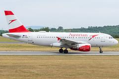 A319_OS173 (VIE-HAM)_OE-LDD_1 (VIE-Spotter) Tags: vienna vie airport airplane flugzeug flughafen planespotting wien