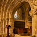 Tickencote St Peter's chancel arch