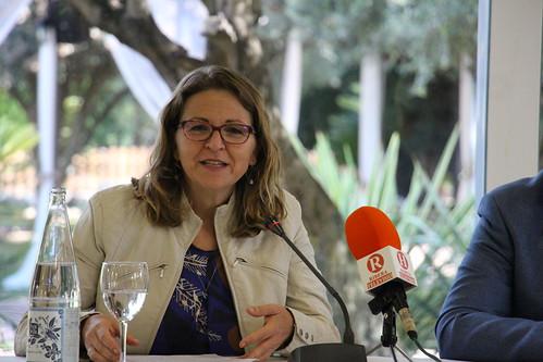 Presentación campaña CRDOP Kaki Ribera del Xúquer. L'Alcúdia (06-10-2017)