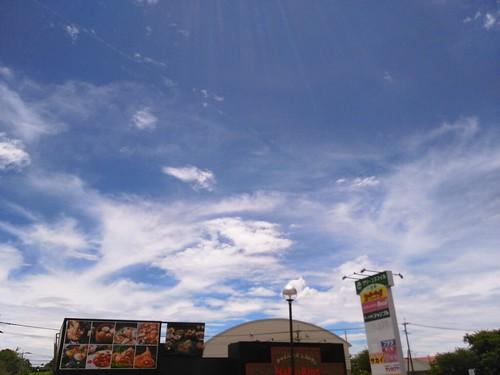 地震雲 画像11