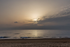 Mediterranean (Javier Duretti) Tags: valencia spain beach sun amanecer mediterranean