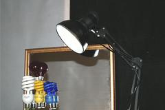 My lighting equipment (@rafazapatta) Tags: lighting bulbs bombillos mirror lamp lampara