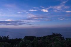 P7214559 (kunmorita) Tags: star 星 海 空 夜空 夜間撮影 sea sky night 夕焼け マジックアワー magic hour 黄昏