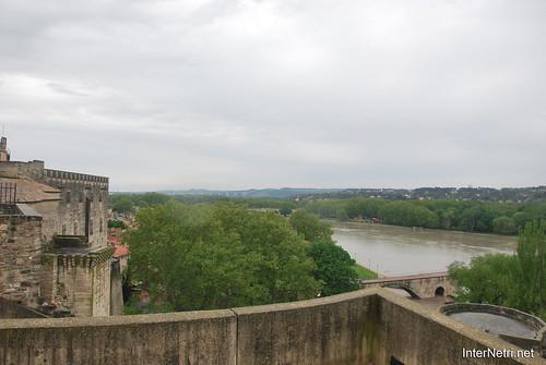 Річка Рона, Авіньйон, Прованс, Франція InterNetri.Net France 1457
