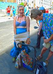DSC_0831 (HarveNYC) Tags: coneyisland mermaid parade newyork brooklyn 2018 neighbor maggie