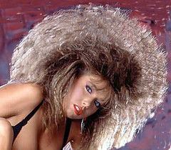 Huge Teased Hair (bigi8281) Tags: 80s bighair teased poofy pornstar