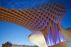 Parasol Sevilla (Val in Sydney) Tags: parasol sevilla seville spain espagne espana