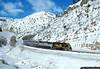 The Tardy Party (jamesbelmont) Tags: railroad railway pricecanyon utah emd gp402 f40ph pioneer californiazephyr drgw riogrande amtrak superliner passenger