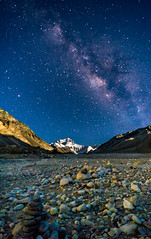 DSC07531 (chyen01) Tags: everest ebc a7 a7ii a7mk2 a7mkii a7m2 fe2128 milkyway stars star night