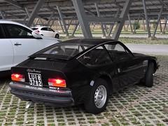 1973 Alfa Romeo Giulia GT Junior 1600 Zagato (Alessio3373) Tags: auto cars oldcars worldcars classiccars coupé targhenere blackplates youngtimers alfaromeo alfaromeogiuliagtjuniorzagato zagato carrozzeriazagato