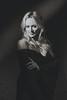 Cam Attree's Lighting Genius (KellyKooper) Tags: red kelly kooper black dress lighting white bw camattree camattreephotography portraits portrait attree cam kellykooper