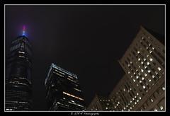 2018.06.23 Freedom Tower rainbow 10 (garyroustan) Tags: ny nyc newyore freedom tower gay pride lgbt month gaypride night usa