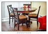 New Chair Day! #2 (Godfrey DiGiorgi) Tags: bear chair color detail joy pride stilllife table santaclara california usa us