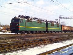ВЛ80С-184 (logica.bs) Tags: вл80с184 сев сжд жд поезд нея станция транссиб 2011 архив