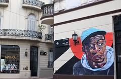 Buenos Aires (Williams5603) Tags: buenosaires argentina buenos aires santelmo san telmo mural streetart window balcony streetphotography