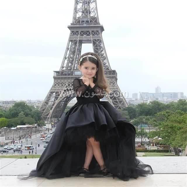 a122aecc66e23 ملابس وازياء اطفال للمناسبات حديثة 2018 (مريم للأزياء الراقية) Tags  فساتين  اطفال سواريه